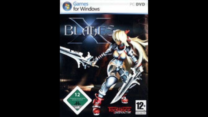 Image X-Blades