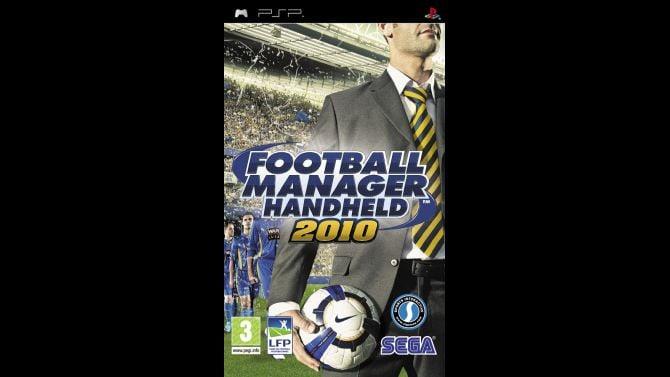 Image Football Manager Handheld 2010