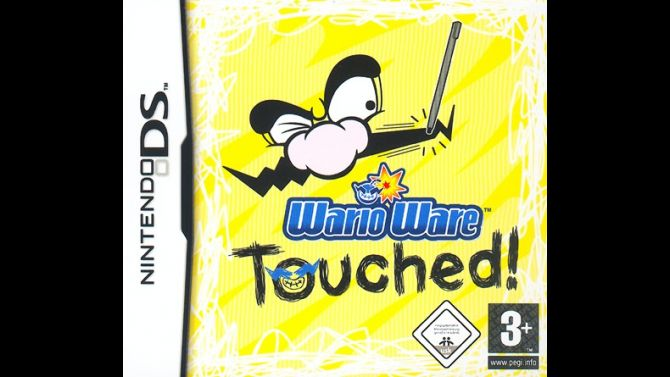 Image Wario Ware : Touched !