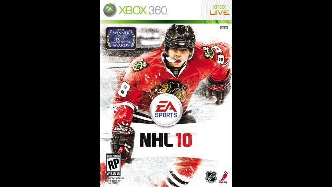 Image NHL 10