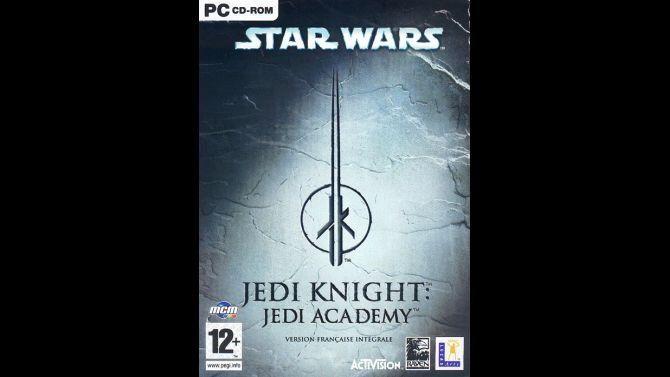 Image Star Wars Jedi Knight : Jedi Academy