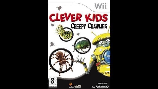 Image Clever Kids : Creepy Crawlies
