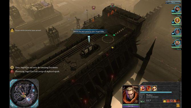 Image Warhammer 40.000 : Dawn of War II - Chaos Rising