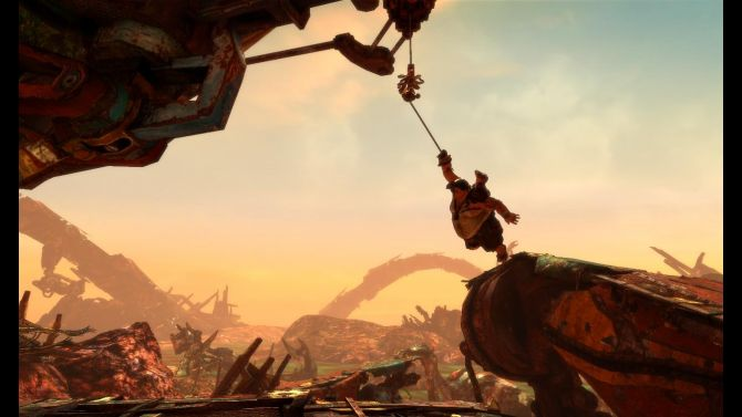 Image Enslaved : Odyssey to the West