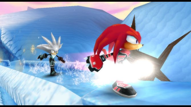 Image Sonic Rivals