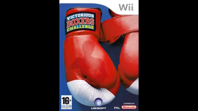 Image Victorious Boxers Challenge