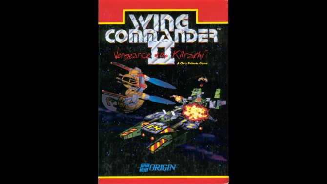 Image Wing Commander II : Vengeance of the Kilrathi