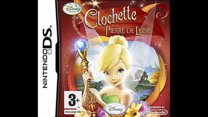 Image Clochette et la Pierre de Lune