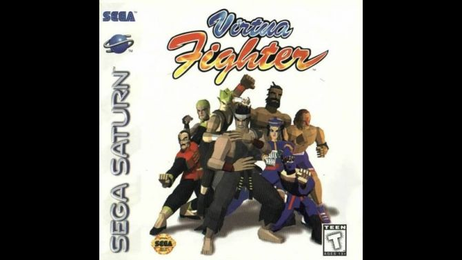 Image Virtua Fighter