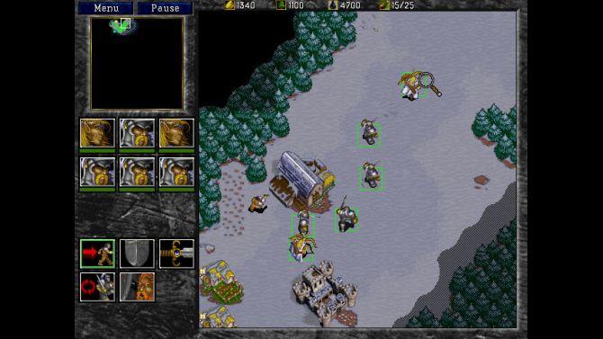 Image Warcraft II : Tides of Darkness