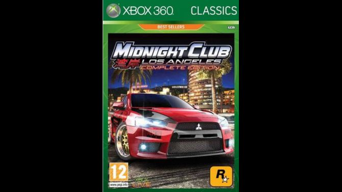 Image Midnight Club : Los Angeles Complete Edition