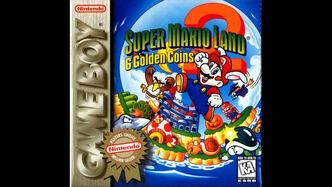 Image Super Mario Land 2