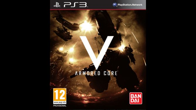Image Armored Core 5