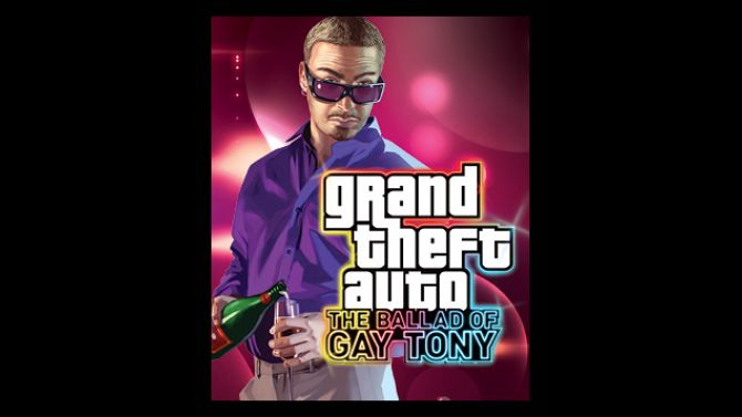 Image Grand Theft Auto IV : The Ballad of Gay Tony