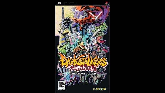 Image Darkstalkers Chronicle : The Chaos Tower
