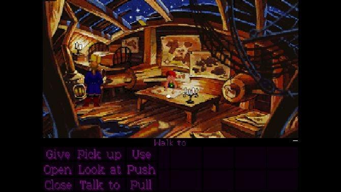 Image Monkey Island 2 : LeChuck's Revenge - Special Edition