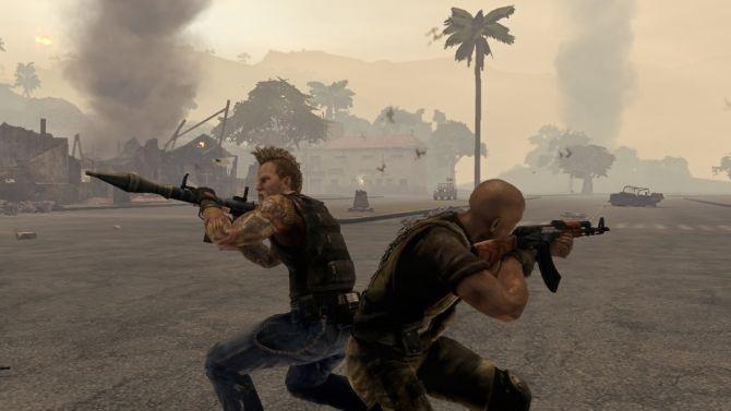 Image Mercenaries 2 : L'Enfer des Favelas
