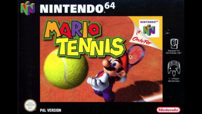 Image Mario Tennis