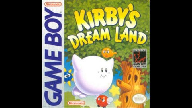 Image Kirby's Dream Land