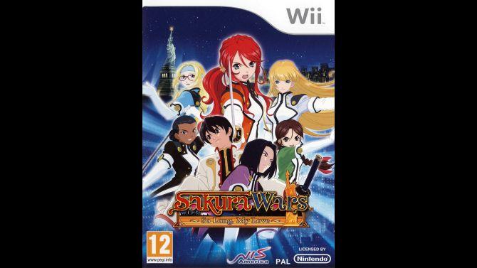 Image Sakura Wars : So Long my Love