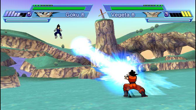 Image Dragon Ball Z : Shin Budokai 2