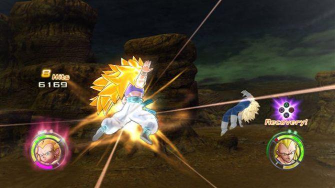 Image Dragon Ball Raging Blast 2