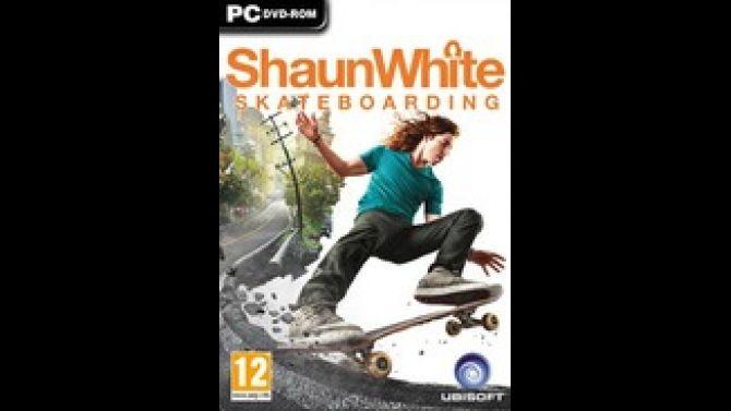 Image Shaun White Skateboarding
