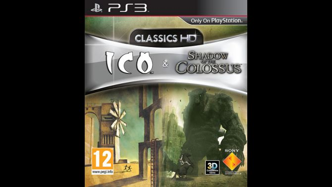Image ICO & Shadow of the Colossus Classics HD