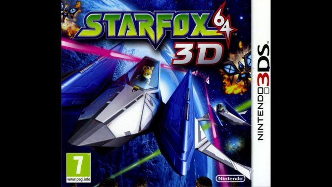 Image StarFox 64 3D