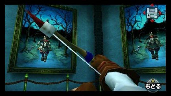 Image The Legend of Zelda : Ocarina of Time 3D