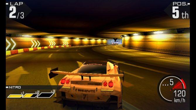 Image Ridge Racer 3D