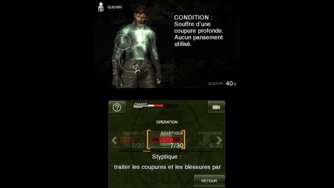 Image Metal Gear Solid Snake Eater 3D