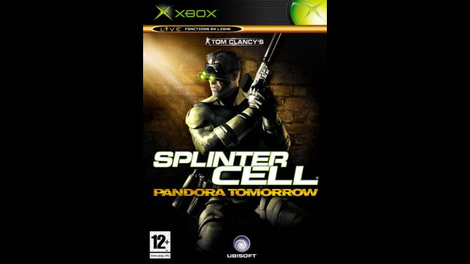 Image Splinter Cell : Pandora Tomorrow