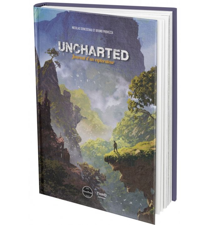 Image Uncharted : Drake's Fortune