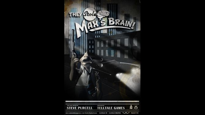 Image Sam & Max Saison 3 - Episode 3 : Ils Ont Volé le Cerveau de Max !
