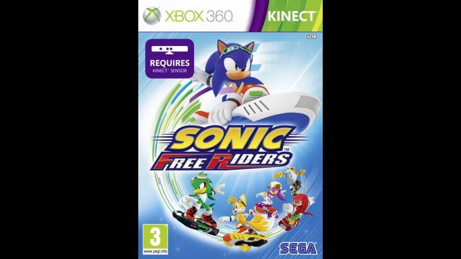 Image Sonic Free Riders