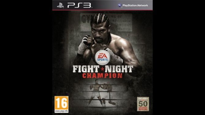 Image Fight Night Champion