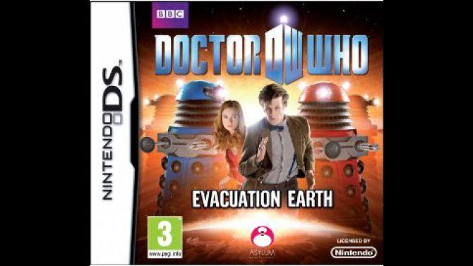 Image Doctor Who : Evacuation Earth