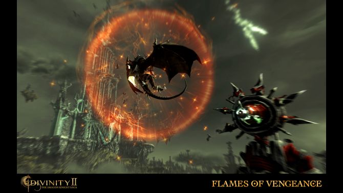 Image Divinity II - The Dragon Knight Saga