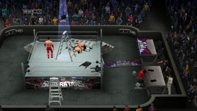 Image WWE Smackdown vs Raw 2011