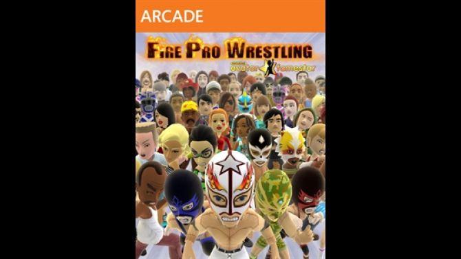Image Fire Pro-Wrestling