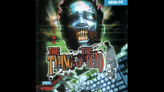 Image The Typing of the Dead