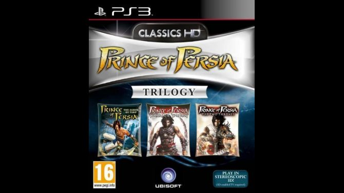 Image Prince of Persia Trilogy