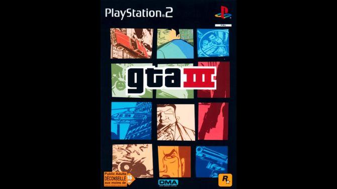 Image Grand Theft Auto III