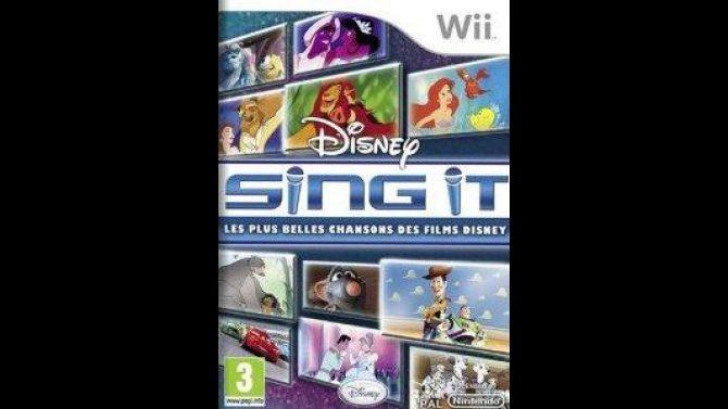 Image Sing It : Les plus belles chansons des films Disney