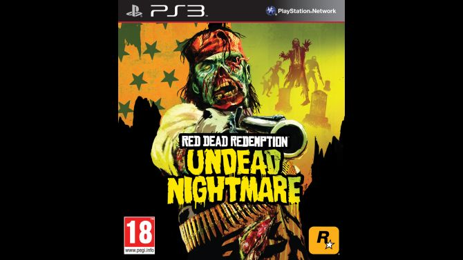 Image Red Dead Redemption : Undead Nightmare