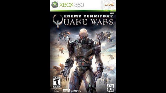 Image Enemy Territory : Quake  Wars