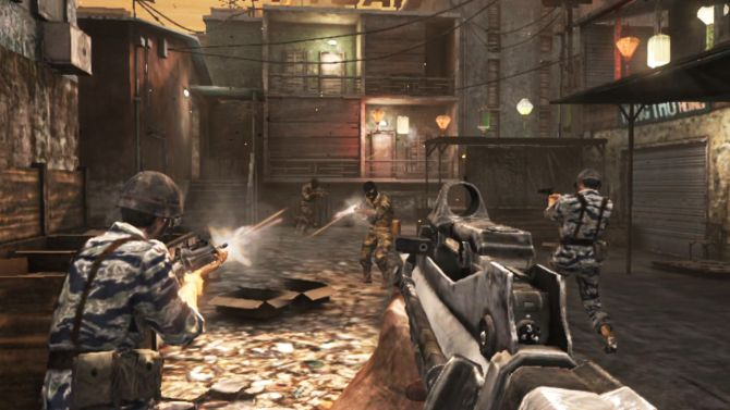 Image Call of Duty : Black Ops Declassified