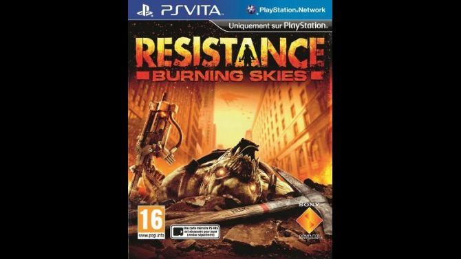 Image Resistance : Burning Skies