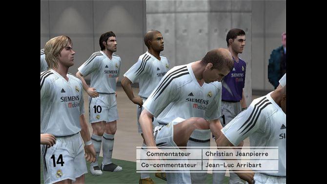 Image Pro Evolution Soccer 4